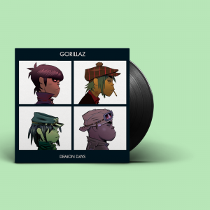 Gorillaz - Demon Days (Vinilo - 2LP)